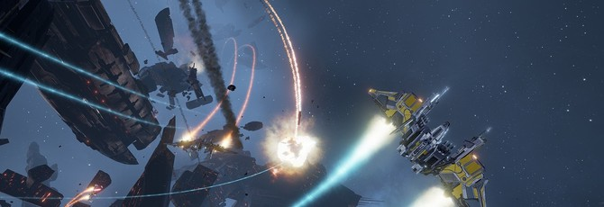 Трейлеры классов кораблей EVE: Valkyrie