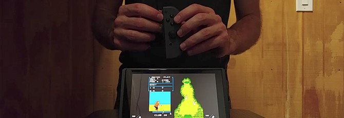 Как активировать секретный симулятор гольфа на Nintendo Switch