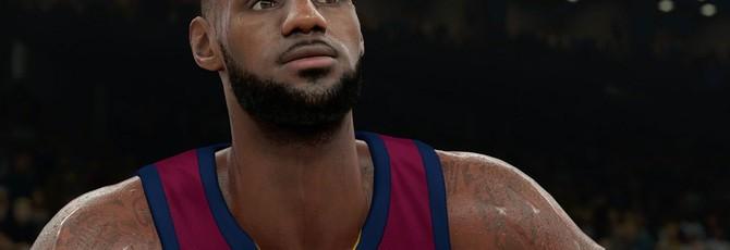 NBA 2K18 вынуждает игроков использовать микротранзакции