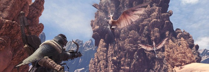 Процесс создания персонажа в Monster Hunter: World