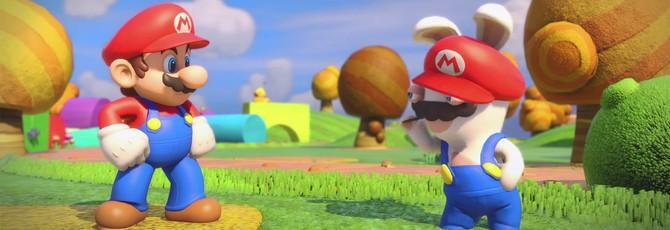 То ли кролик, то ли принцесса: обзор Mario + Rabbids: Kingdom Battle