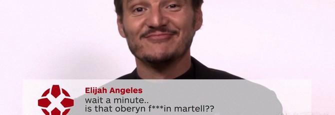 """Актеры """"Kingsman: Золотое кольцо"""" читают комментарии IGN"""