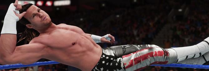 2K Games анонсировала WWE 2K18 для PC