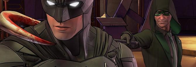 Трейлер второго эпизода Batman: The Enemy Within