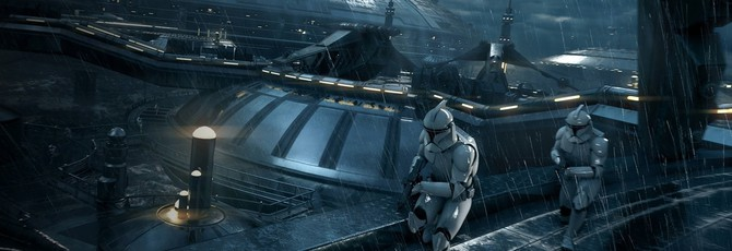 30 минут геймплея Star Wars Battlefront II