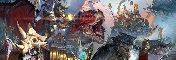 Релизный стрим Total War: Warhammer 2
