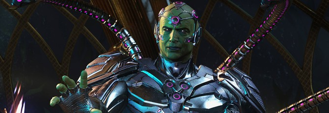 Новый патч Injustice 2 не вернул игрокам стертые учетные данные