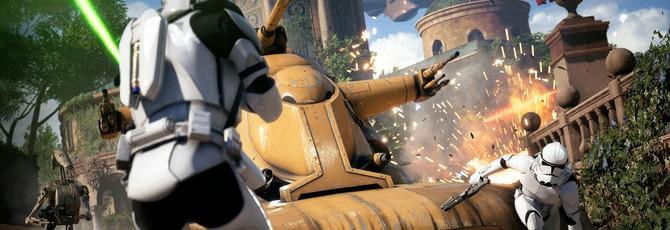 Трейлер грядущего бета-тестирования Star Wars Battlefront II