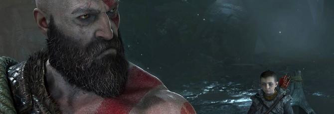 Актера озвучки Кратоса заменили в God of War из-за его размера