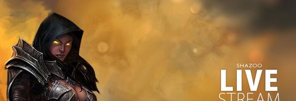 Diablo III – лайв-стрим #2