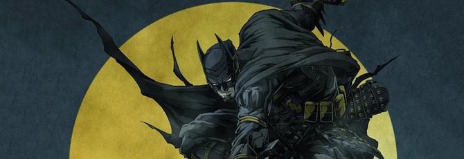 Бэтмен станет ниндзя в новом аниме