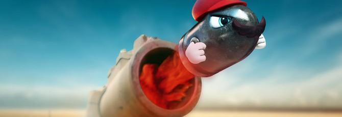 Новый геймлейный трейлер Super Mario Odyssey