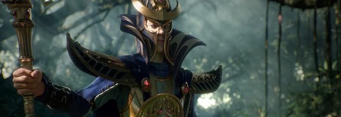 История легендарных лордов Total War: Warhammer 2