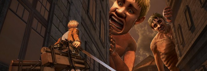 В Attack on Titan 2 будет 30 играбельных персонажей