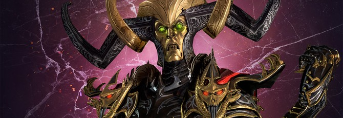 Total War: Warhammer II — История Короля-колдуна Малекита