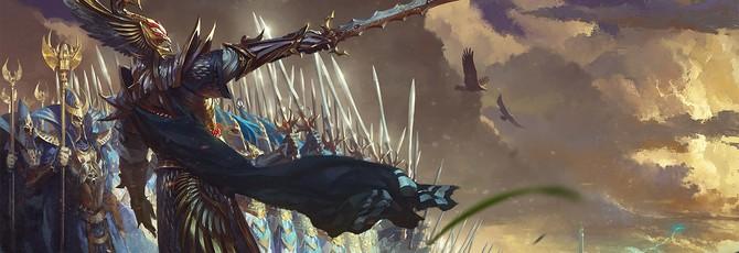 Потрясающие арты Total War: Warhammer II