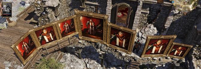 Геймер убил босса Divinity: Original Sin 2 с помощью его же портретов