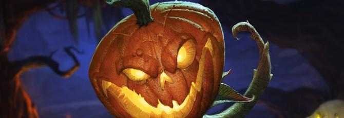 Blizzard проведет хэллоунские ивенты в Heroes of the Storm и Hearthstone