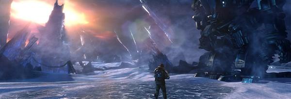 Новые кадры Lost Planet 3