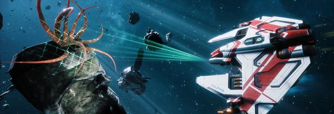 Трейлер к релизу первого большого дополнения Everspace