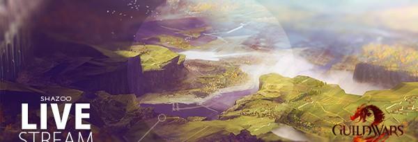 Лайв-стрим Бета Уикенда Guild Wars 2