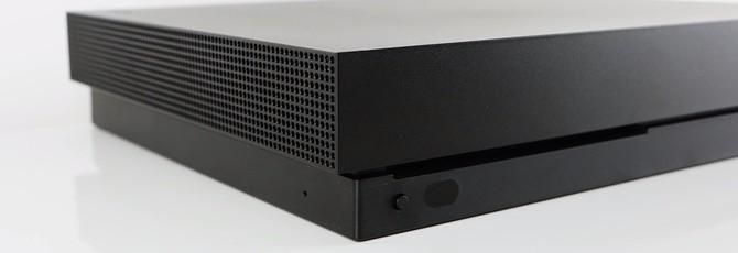 Распаковка Xbox One X от Digital Foundry