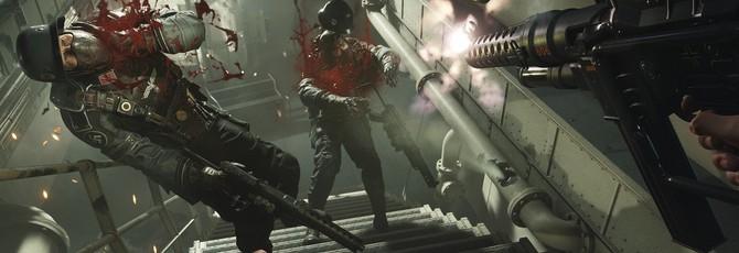 Сравнение графики Wolfenstein II: The New Colossus