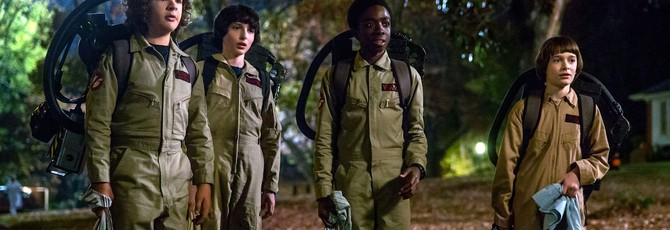 A Show To Go: Stranger Things от Netflix