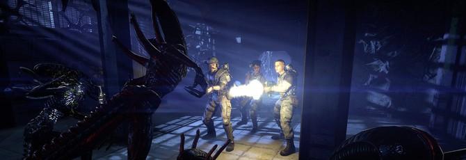 В Aliens: Colonial Marines улучшились визуальные эффекты и ИИ