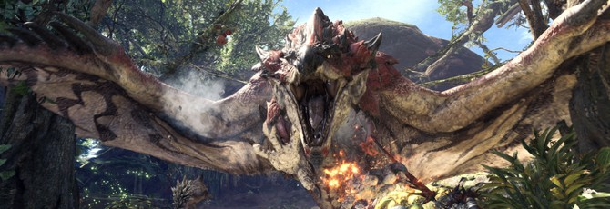 PGW 2017: Новый трейлер Monster Hunter: World
