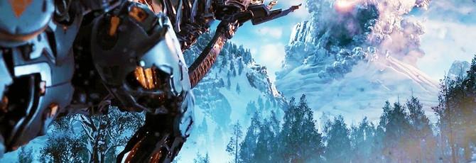 PGW 2017: Трейлер Horizon Zero Dawn: The Frozen Wilds