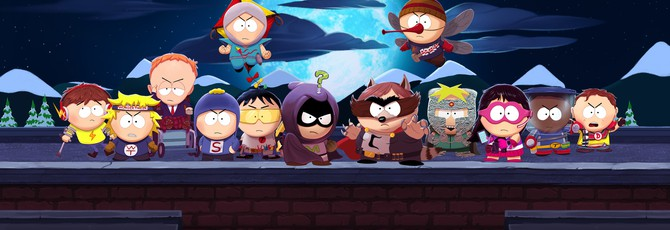 На грани фола: обзор South Park: The Fractured But Whole