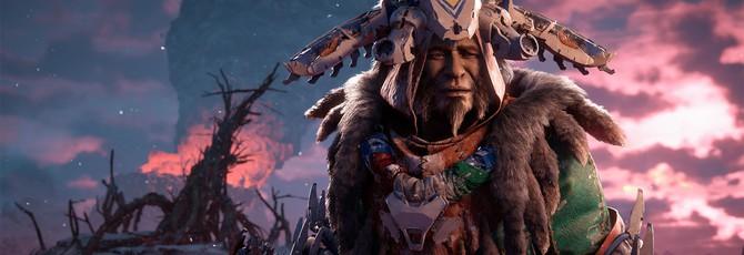 PGW 2017: 4K-скриншоты дополнения The Frozen Wilds для Horizon: Zero Dawn