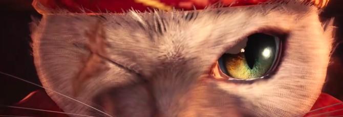 В Monster Hunter: World игроков будет кормить команда маленьких котов