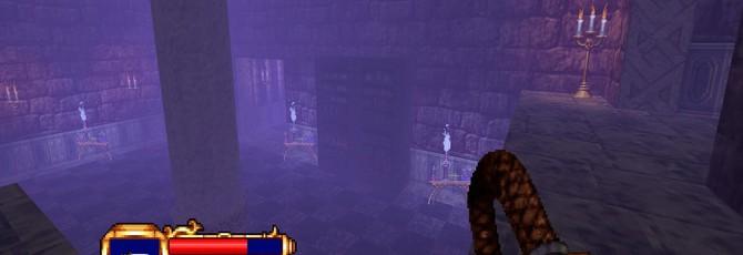 Вышел мод для Castlevania с видом от первого лица
