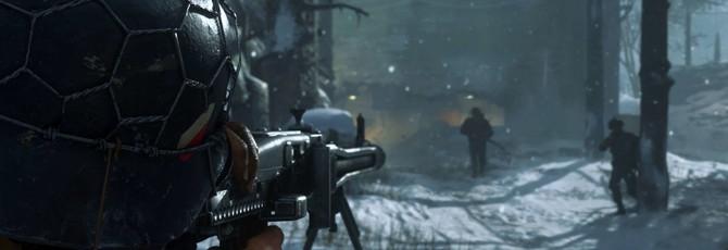 Сравнение графики Call of Duty: WWII на всех платформах
