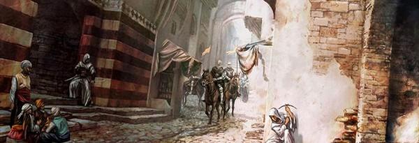 Как выглядел Assassin's Creed в 2004-м году