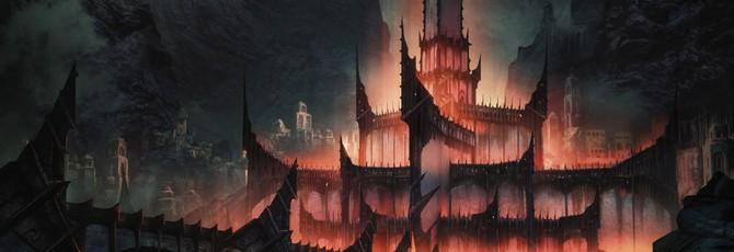 Галерея невероятных концепт-артов Middle-Earth: Shadow of War