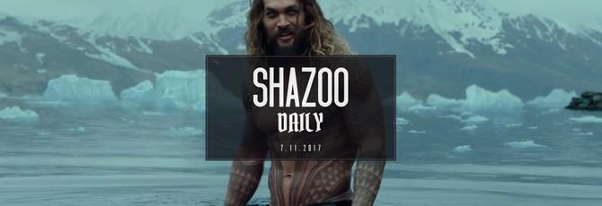 Shazoo Daily: Cто лет революции