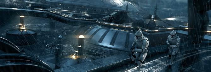 Йода и Кайло Рен в новом геймплее мультиплеера Star Wars Battlefront 2