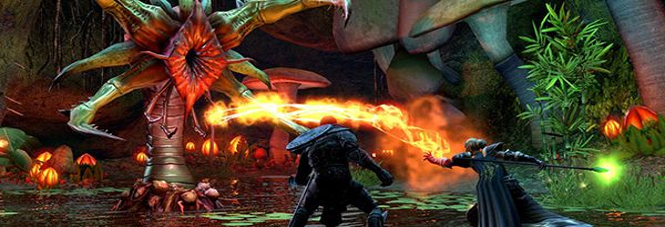 Первые скриншоты The Elder Scrolls Online