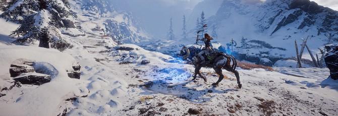 Тревога на севере: обзор Horizon Zero Dawn: The Frozen Wilds