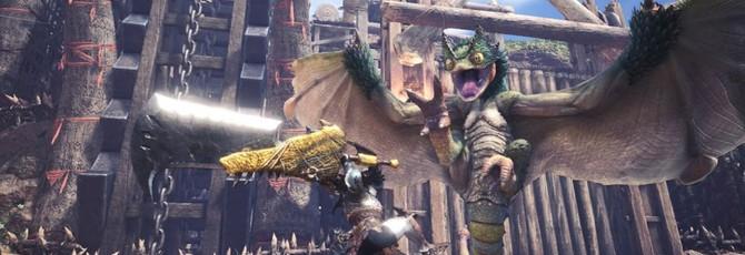 Новые тизеры Monster Hunter: World покажут хаб-таверну, новую зону и монстров