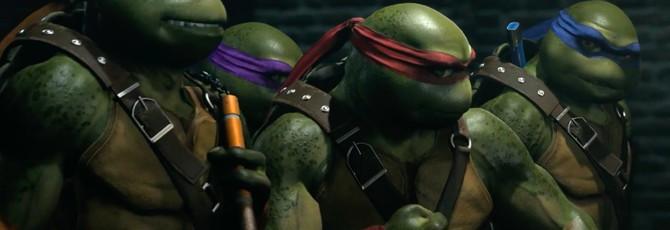 Ростер персонажей Injustice 2 пополнится черепашками-ниндзя, Чаровницей и Атомом