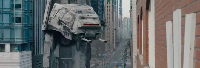 Новый лайв-экшен Star Wars Battlefront 2