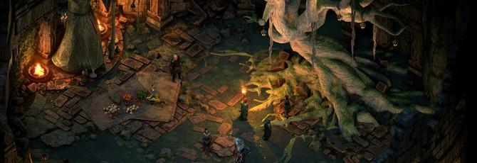 Геймплейный трейлер Pillars of Eternity 2: Deadfire