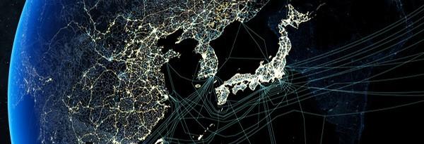 Поразительная транспортная сеть Земли