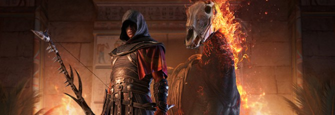 Трейлер дополнения Nightmare Pack для Assassin's Creed Origins