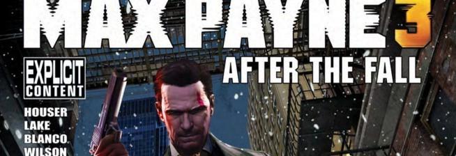 Первый выпуск комикса Max Payne 3