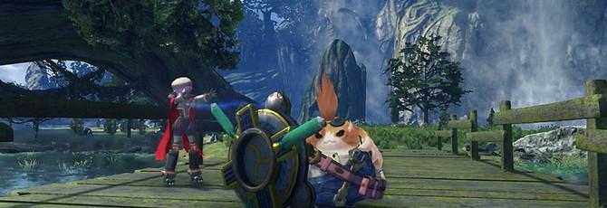 Геймплейное видео Xenoblade Chronicles 2